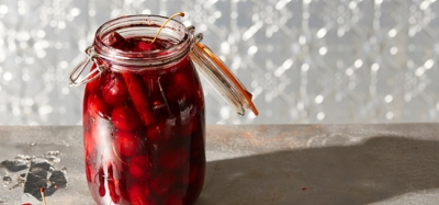 Sour Cherry Pickled